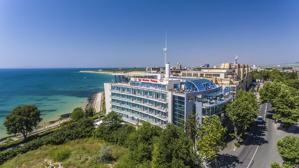 Holidays at Sol Marina Palace Hotel - Adults Recommended in Nessebar, Bulgaria