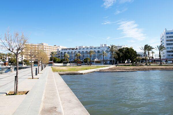 Holidays at White Apartments By Ibiza Feeling in San Antonio, Ibiza