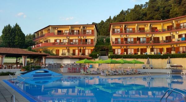 Holidays at Palladium Hotel in Kriopigi, Halkidiki