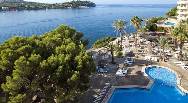 Holidays at TRH Jardin Del Mar Hotel in Santa Ponsa, Majorca