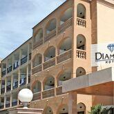 Holidays at Diamant Hotel in Cala Ratjada, Majorca