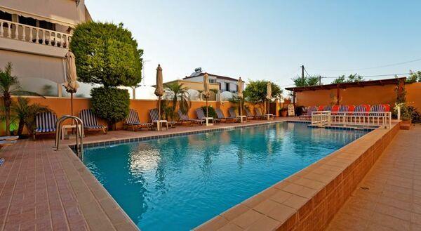 Holidays at Alea Hotel in Ialissos, Rhodes