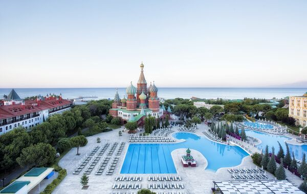 Holidays at Asteria Kremlin Palace in Kundu, Lara Beach
