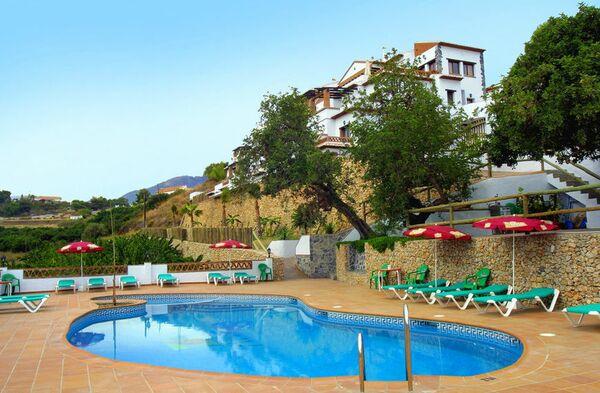 Holidays at Rural Almazara Hotel in Nerja, Costa del Sol