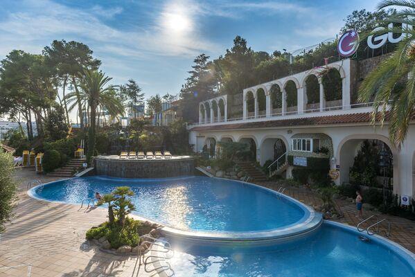 Holidays at Guitart Central Park Hotel in Lloret de Mar, Costa Brava