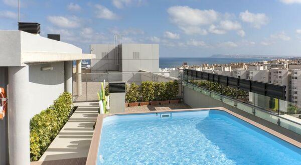 Holidays at NH Alicante Hotel in Alicante, Costa Blanca