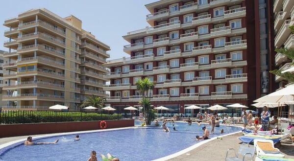 Holidays at Acuazul Hotel in Peniscola, Costa del Azahar