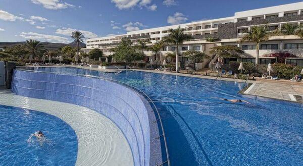 Holidays at Costa Calero Hotel in Puerto Calero, Lanzarote