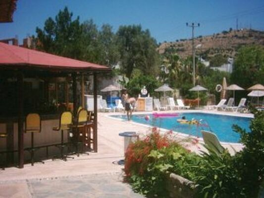 Holidays at Hadi Apartments Hotel in Bodrum, Bodrum Region