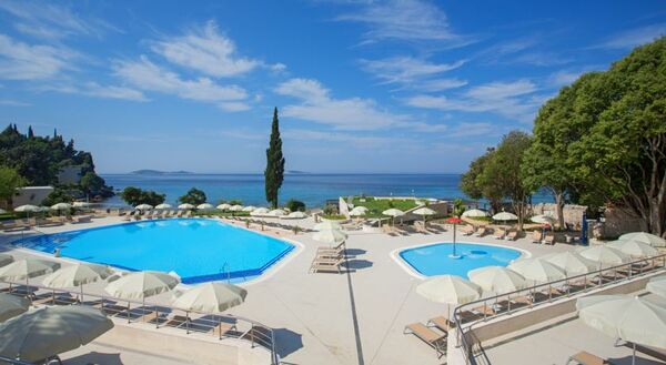 Holidays at Astarea 2 Hotel in Mlini, Croatia