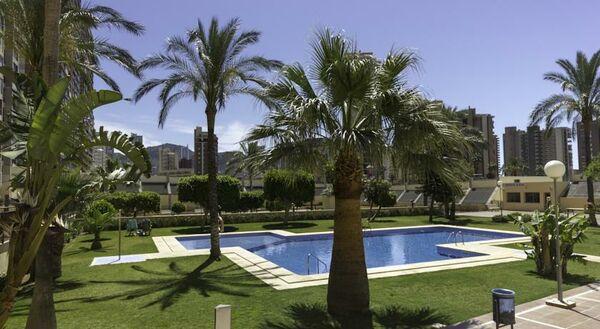 Holidays at Gemelos 20 Apartments in Benidorm, Costa Blanca