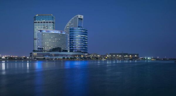 Holidays at Crowne Plaza Festival City Hotel in Dubai, United Arab Emirates