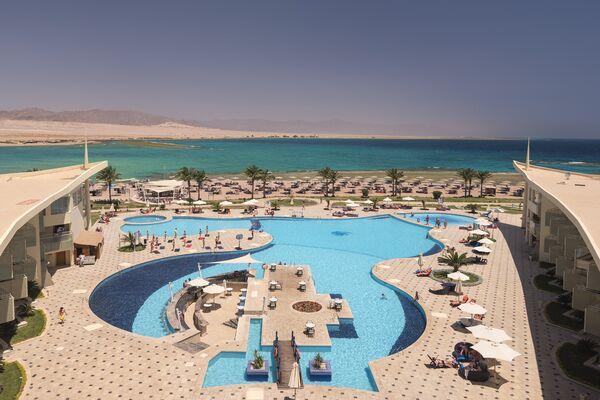 Holidays at Barcelo Tiran Sharm Resort in Nabq Bay, Sharm el Sheikh