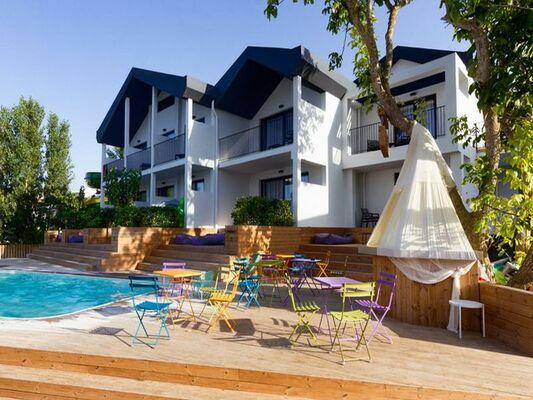 Holidays at Aqua Bay Hotel in Tsilivi, Zante