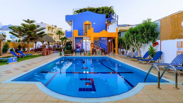 Holidays at Eltina Apartments - Adults Only in Malia, Crete