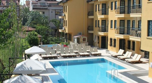 Holidays at T and G Aparthotel in Marmaris, Dalaman Region