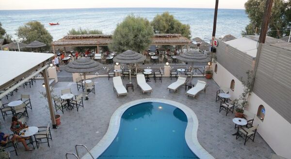 Holidays at Enjoy Villas Hotel in Kamari, Santorini