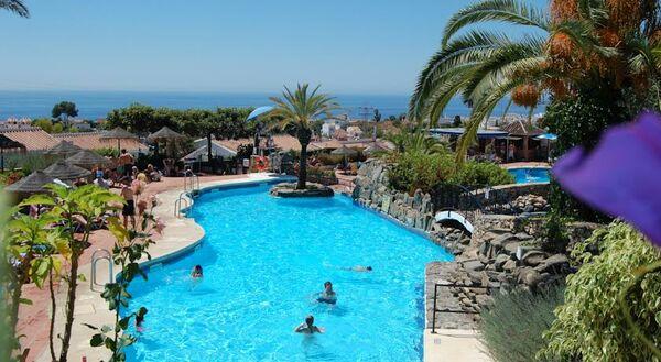 Holidays at El Capistrano Village in Nerja, Costa del Sol