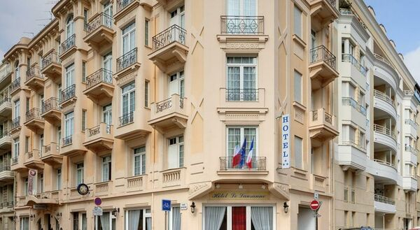 Holidays at Lausanne Hotel in Nice, France