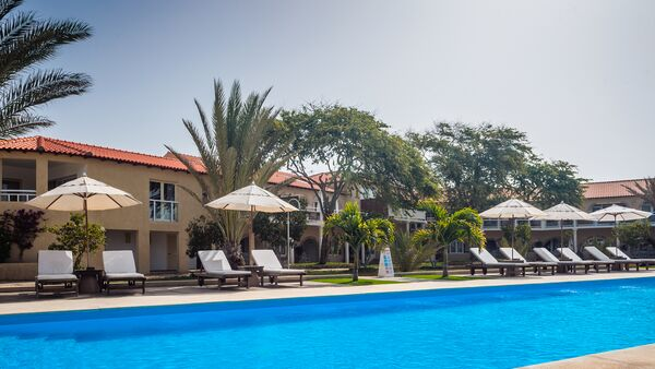 Holidays at Morabeza Hotel in Sal, Cape Verde