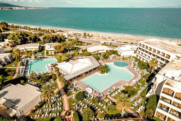 Holidays at Cosmopolitan Hotel in Ixia, Rhodes