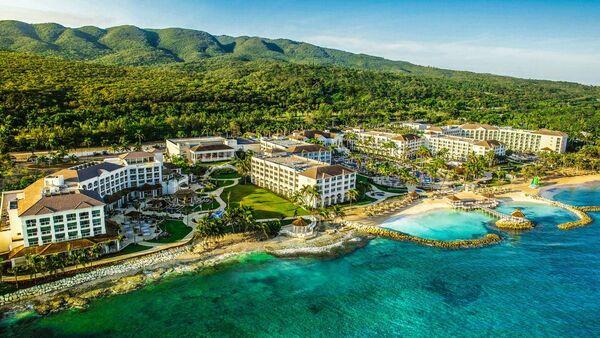 Holidays at Hyatt Ziva Rose Hall in Montego Bay, Jamaica
