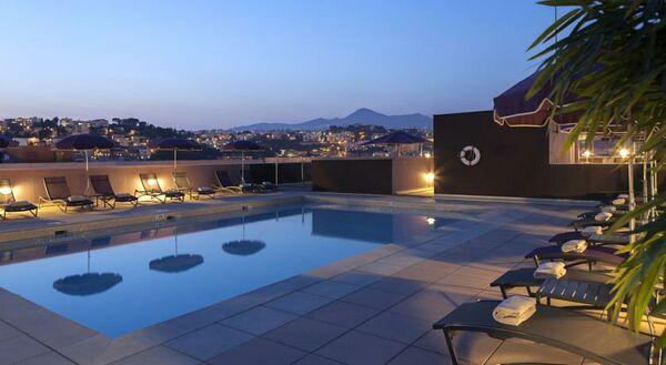 Holidays at Nh Nice Hotel in Nice, France