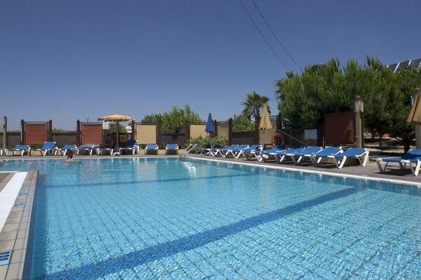 Holidays at Senator Hotel Apartments in Ayia Napa, Cyprus