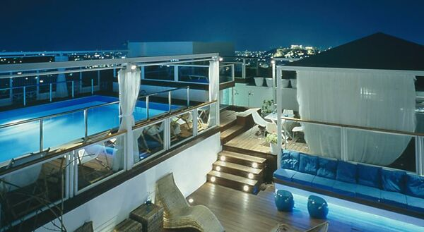 Holidays at St George Lycabettus Boutique Hotel in Athens, Greece