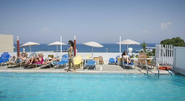 Holidays at Kosta Palace Hotel in Kos Town, Kos