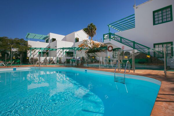 Holidays at Celeste Apartments in Costa Teguise, Lanzarote