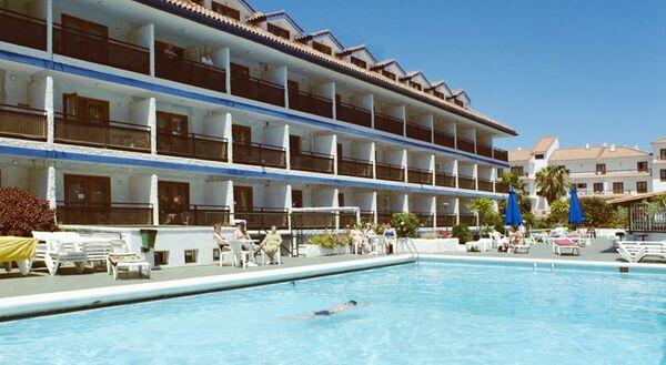 Holidays at Pez Azul Hotel in Puerto de la Cruz, Tenerife