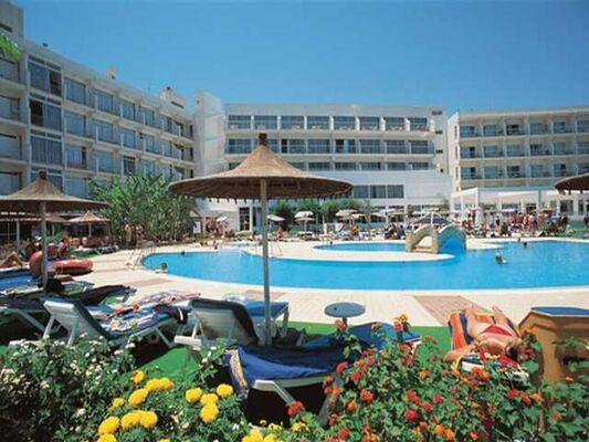 Holidays at Pernera Beach Hotel in Protaras, Cyprus