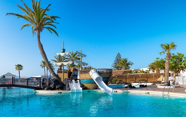 Holidays at H10 Lanzarote Gardens Aparthotel in Costa Teguise, Lanzarote