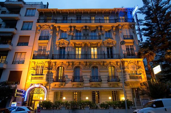 Holidays at Excelsior Hotel in Nice, France