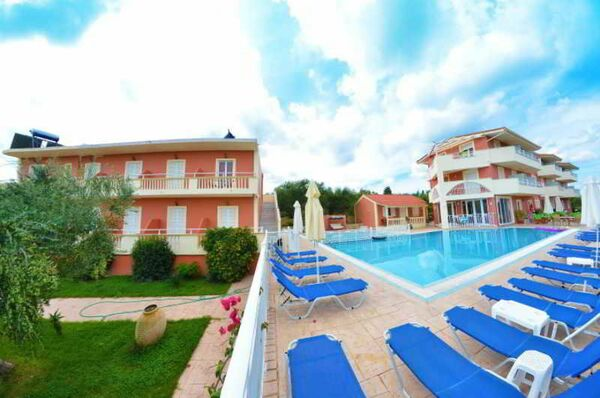 Holidays at Zante Pantheon Hotel in Tsilivi, Zante