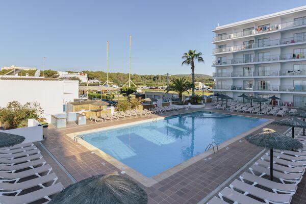Holidays at AluaSun Miami Ibiza Apartments in Es Cana, Ibiza