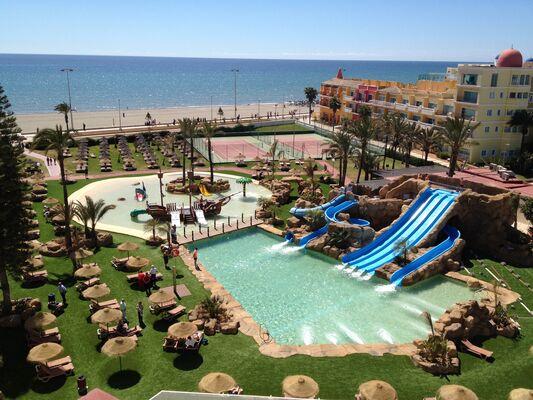Holidays at Evenia Zoraida Resort in Roquetas de Mar, Costa de Almeria