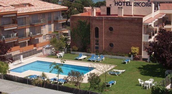 Holidays at Ancora Hotel in Palamos, Costa Brava