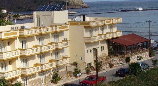 Holidays at Sunlight Apartments in Georgioupolis, Crete
