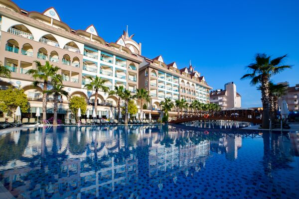 Holidays at Side Crown Palace Hotel in Side, Antalya Region