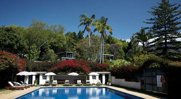 Holidays at Quinta Da Casa Branca Hotel in Funchal, Madeira