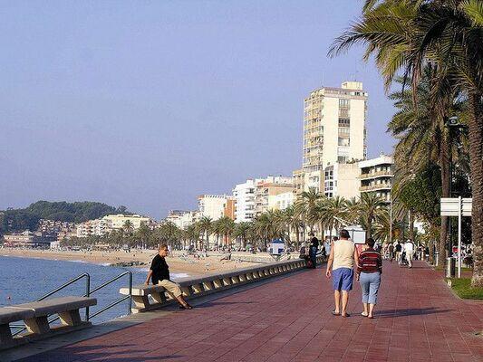 Holidays at Windsor Hotel in Tossa de Mar, Costa Brava