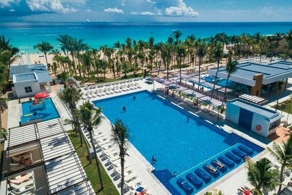 Holidays at Riu Playacar Hotel in Playacar, Riviera Maya