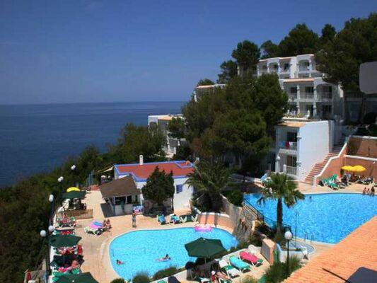 Holidays at Club Vista Bahia Hotel in Portinatx, Ibiza