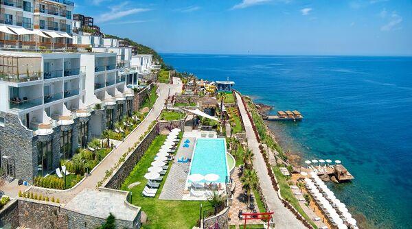 Holidays at Blue Bosphorus Hotel in Gundogan, Bodrum Region