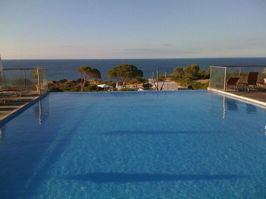 Holidays at Suites Alba Resort and Spa in Carvoeiro, Algarve
