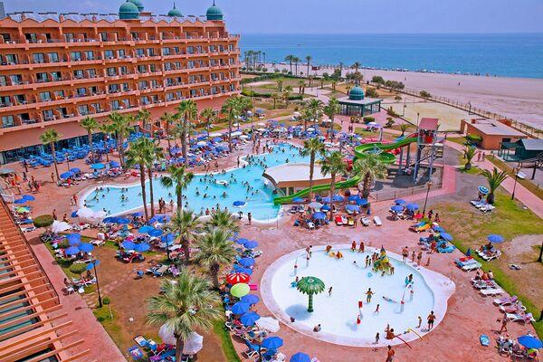 Holidays at Alegria Colonial Mar Hotel in Roquetas de Mar, Costa de Almeria