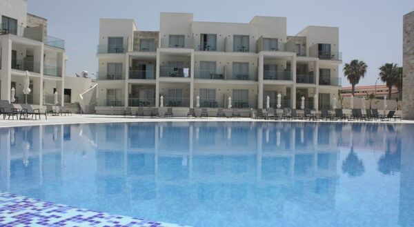 Holidays at Amphora Hotel & Suites in Paphos, Cyprus