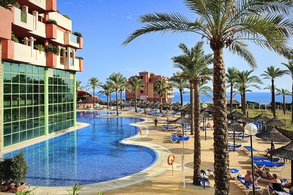 Holidays at Holiday World RIWO Hotel in Benalmadena, Costa del Sol